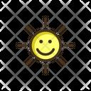 Sunlight Sun Sunny Icon