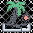 Sunny Beach Icon