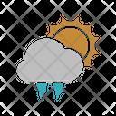 Sunny Hailstones Icon