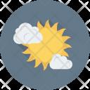 Weather Summer Season Icon