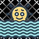 Sea Ocean Briny Icon
