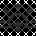 Iconspace Sunrise Px Icon