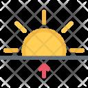 Sunrise Agent Insurance Icon