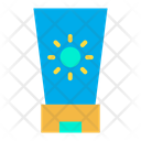 Sunscreen Lotion Lotion Cream Icon