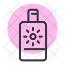 Summer Outdoors Lotion Icon
