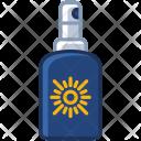 Sunscreen Icon