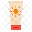 Sunscreen Skin Uv Icon