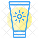 Sunblock Sunscreen Lotion Icon