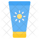 Sunblock Sunscreen Suncream Icon