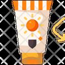 Sunscreen Sun Lotion Sun Cream Icon