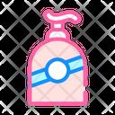 Sunscreen Bottle Icon