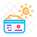 Daily Cream Sunscreen Icon