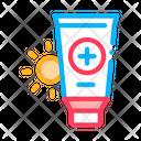 Solar Healthcare Gel Icon