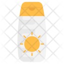 Sunscreen Lotion Icon