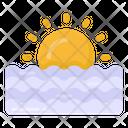 Sunset Icon