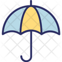 Sunshade Umbrella Canopy Icon