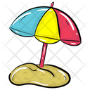 Umbrella Parasol Canopy Icon