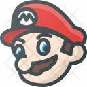Super Mario Game Icon