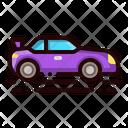 Super Car Icon