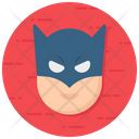 Super Hero Villain Warrior Icon