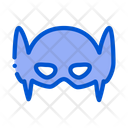 Super Hero Mask Icon