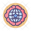 Super Intelligence Intelligence Global Ai Icon