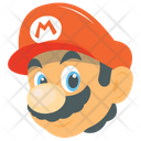 Super Mario Game Icon