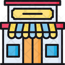 Super Market Shopping Mall Market Icon