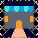 Market Bazaar Trade Icon