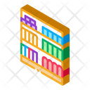 Shop Counter Element Icon