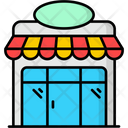 Super Market Grocery Shop Grocery Store Icon