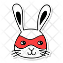 Super Rabbit Rabbit Super Icon