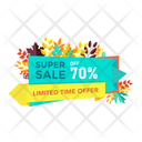 Sale Tag Sale Label Sale Logo Icon