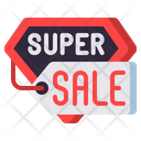 Msuper Sale Super Sale Super Offer Icon