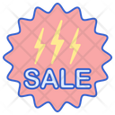 Super Sale Sale Badge Sale Sticker Icon