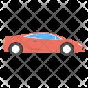 Sports Car Fastest Icon