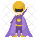 Supergirl Superhero Cartoon Comic Superhero Icon