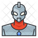 Superhero Avatar Icon