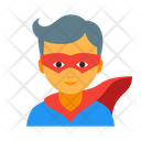 Character Comics Hero Icon