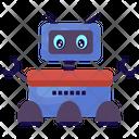 Superintelligence Robot Bionic Man Robot Icon