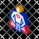 Superman Full Growth Icon