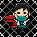 Superman Doctor Icon