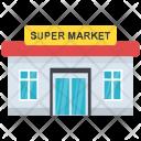 Supermarket Marketplace Shop Icon