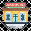 Shop Store Supermarket Icon
