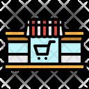 Supermarket Market Mall Icon