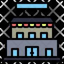 Supermarket Market Shopping Icon