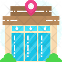 Supermarket Location Icon