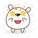 Superstar Kawaii Cute Icon