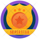 Superstar Badge Reward Marker Icon