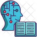 Supervised Learning Ai Learning Guide Book Icon